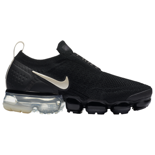 d5409cbcebf5 Nike Air VaporMax Flyknit Moc 2 - Women s - Running - Shoes - Black Lt Cream  White Thunder Grey