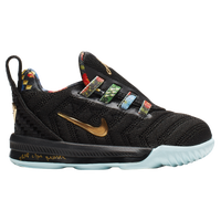 Nike LeBron XVI - Boys' Toddler -  Lebron James - Black