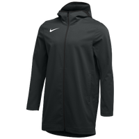 Nike Team Jacket Protect - Men's - Black / White