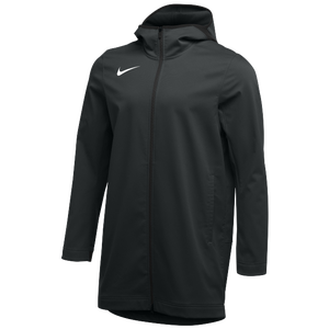 Nike Team Jacket Protect - Men's - Black/White