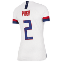 Nike USA Breathe Stadium Jersey - Women's - USA - White