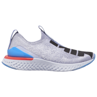 Nike Epic Phantom React Flyknit - Boys' Grade School - Grey