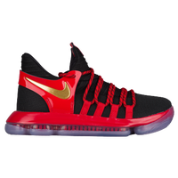 Nike KD X - Boys\u0027 Grade School - Kevin Durant - Black / Gold