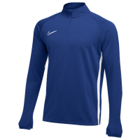 Nike Team Academy 19 Drill Top - Men's - Blue