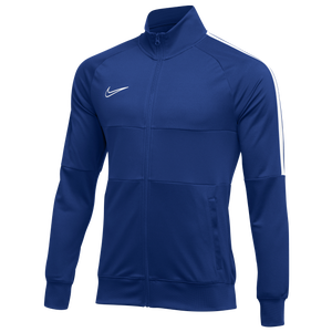 Nike Team Academy 19 Jacket - Men's - Royal/White