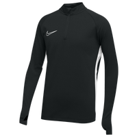 Nike Team Academy 19 Drill Top - Boys' Grade School - Black