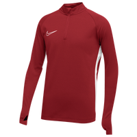 Nike Team Academy 19 Drill Top - Boys' Grade School - Red