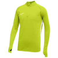 Nike Team Academy 19 Drill Top - Boys' Grade School - Light Green