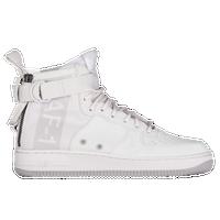 Nike SF Air Force 1 Mid  17 - Men s - Grey   Grey 0167e2e52