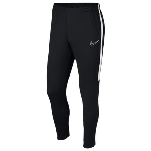 Nike Academy Knit Pants - Men's - Black/White