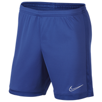 Nike Academy Knit Shorts - Men's - Blue
