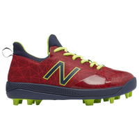 New Balance JFLPv1 Youth - Boys' Grade School - Red / Navy