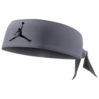 Jordan Jumpman Dri-Fit Head Tie - Grey / Black