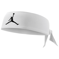 Jordan Jumpman Dri-Fit Head Tie - White / Black