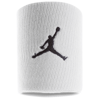 Jordan Jumpman Wristbands - White / Black