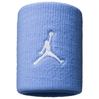 Jordan Jumpman Wristbands - Light Blue / White