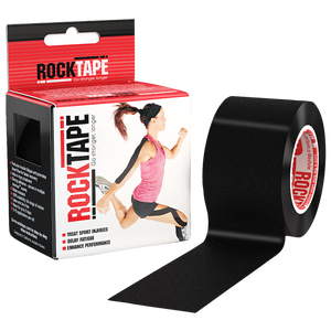 "RockTape 2"" Kinesiolgy Tape - Black"