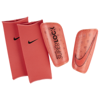 Nike Mercurial Lite Superlock Shin Guards - Red