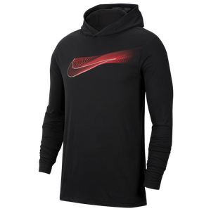 buy cheap online for sale outlet for sale Nike Dri-Fit Cotton L/S Hoodie T-Shirt - Men's