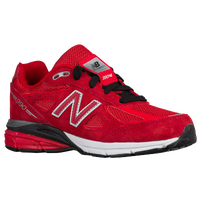 New Balance 990 - Boys\u0027 Preschool - Red / White