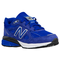 New Balance 990 - Boys' Preschool - Blue / White