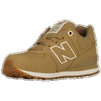 new balance 574 brown tan