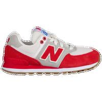 new balance 574 red