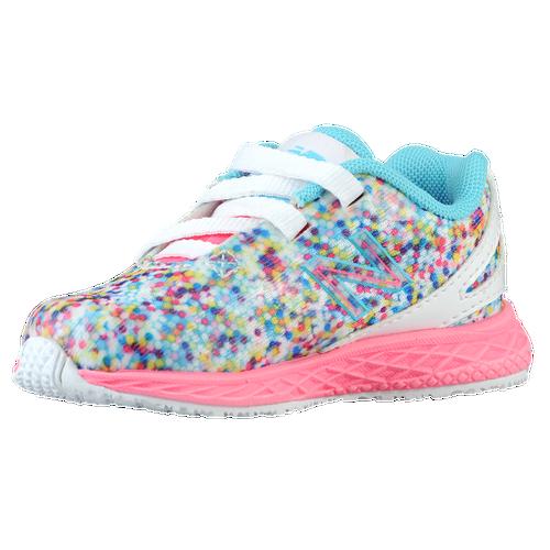 New Balance 890 V3 - Girls' Toddler - New Balance - Running - Rainbow |  Cake & Ice Cream Pack