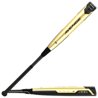 Axe Bat Avenge BBCOR Baseball Bat - Men's - Gold / Black