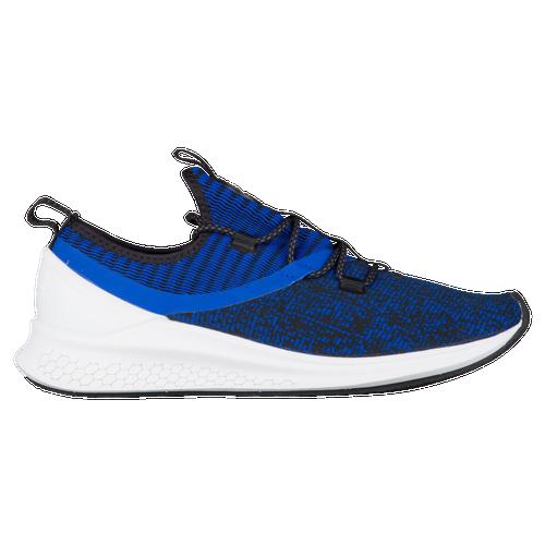New Balance Fresh Foam Lazr - Men's Running Shoes - Team Royal/Black/White Munsell LAZRMR