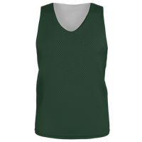 Alleson Lacrosse Reversible Mesh Pinnie - Men's - Green / Green