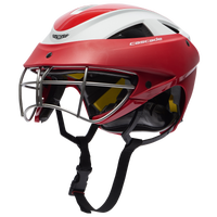 Cascade LX Lacrosse Headgear - Women's - Red / Black