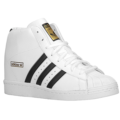 Cheap Adidas Black Superstar Up sneakers for Women Level Shoes