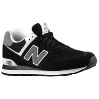 mens new balance 574 black