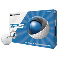 TaylorMade 2019 TP5 Golf Balls - Men's - White