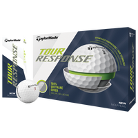 TaylorMade Tour Response Golf Balls - Men's - White
