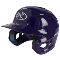 Rawlings Mach Series Batting Helmet - Men's - Purple