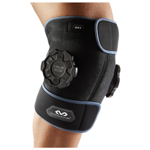 McDavid True Ice Therapy Knee/Leg Wrap - Black
