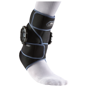 McDavid True Ice Therapy Ankle Wrap - Black