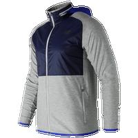 b2f8e99ded665 New Balance Anticipate Full-Zip Jacket - Men's - Grey / Navy