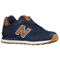 new balance 574 dark navy