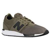 new balance 247 olive and black