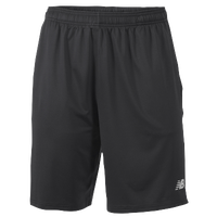 New Balance Tech Shorts - Men's - All Black / Black