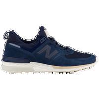 New Balance 574 Sport - Men s - Casual - Shoes - Black Dusty Peach 3486f78478