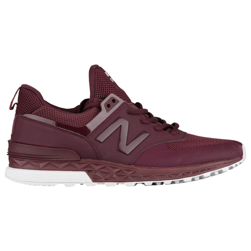 new balance 574 marrón