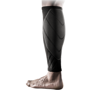 Nike Advantage Knit Calf Sleeve - Black/Anthracite/White