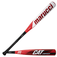 Marucci Cat 8 USSSA Baseball Bat -8 - Grade School - Red / White