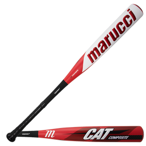 Marucci Cat 8 USSSA Baseball Bat -8 - Grade School - Red/White