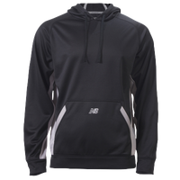 New Balance Performance Tech Hoodie - Men's - Black / Grey