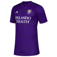 adidas MLS Replica Jersey - Men's - Orlando City - Purple
